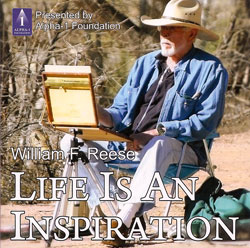 William F. Reese, Life Is An Inspiration - Alpha-1 DVD Cover
